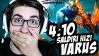 4.10 Saldırı Hızı Varus Lol Komik Anlar