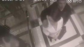 Kadına Asansörde Tacize Kalkışıp Hayatının Dersini Alan Sapık
