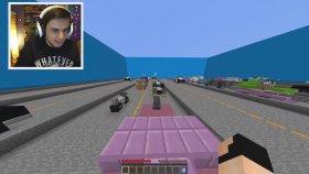 Minecraft Araba Parkuru