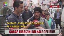 Suçüstü Yakalanan Hırsızın Şikayetçi Olması - İstanbul