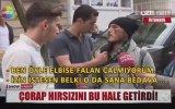 Suçüstü Yakalanan Hırsızın Şikayetçi Olması  İstanbul