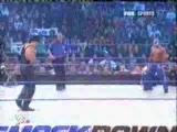 Smackdown Undertaker vs Rey Mysterio