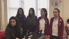 Ankara Batıkent Mektebim Okulu Love Me Tender Elvis Presley Müzik Öğretmeni Döndü Dulkadir