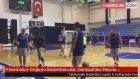 Fenerbahçe Doğuşlu Basketbolcular, Darüşşafaka Maçına Metroyla Gitti