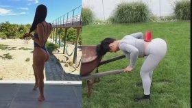 Fitness Yıldızı Jen Selter Seksi Hatunlar motivasyon.xxl