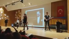 İzmir Güzelbahçe Mektebim Okulu Yiğidim Aslanım Müzik Öğretmeni Seyhan Özerdinç Yonar