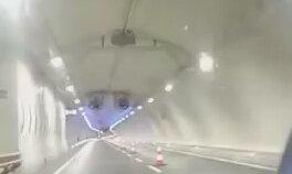 Avrasya Tünelinde Taksiye İşeyen Yolcuyu Döven Taksici