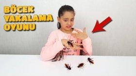 Böcek Yakalamaya Çalıştık En Çok Yakalayan Kazanır | Bay Böcek Firarda