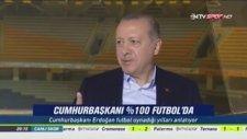 Cumhurbaşkanı Erdoğan Yediği Tek Kırmızı Kartı Anlattı