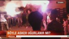 İstanbul'da Asker Uğurlama Kurbanı Olan Genç Kız