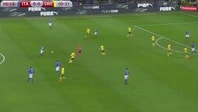 İtalya 0-0 İsveç (Maç Özeti - 13 Kasım 2017)
