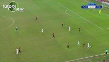 Sadiku'nun Türkiye'ye attığı gol
