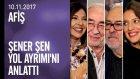 Şener Şen Yeni Filmi Yol Ayrımı'nı Afiş'te Anlattı - 10.11.2017 Cuma