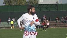 Trabzonspor'da Olcay Şahan ile Volkan Şen'in Komik Diyaloğu