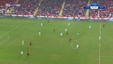Türkiye 2-3 Arnavutluk (Geniş Özet - 13 Kasım 2017)
