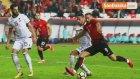 Türkiye - Arnavutluk Maçından Kareler -2-