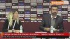 Türkiye-Arnavutluk Maçının Ardından - Teknik Direktör Panucci