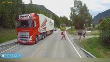 Volvo TIR'ın Hayat Kurtaran Fren Sistemi