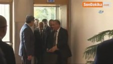 Bahçeli TBMM Başkanı Kahraman ile Görüşüyor
