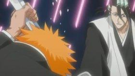 Bleach - Ichigo'nun Contayı Yaktığı İlk Sahne