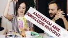 Can İle Amsterdam Abur Cuburlarını Deniyoruz ??????