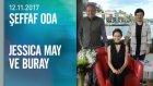 Jessica May ve Buray, Şeffaf Oda'ya Konuk Oldu - 12.11.2017 Pazar
