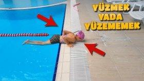Dev Olimpik Havuzda Yüzmek Yada Yüzememek ?
