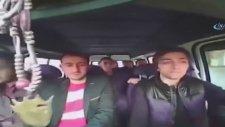 Freni Boşalan Minibüsü Durduran Usta Şoför - Trabzon