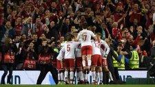 İrlanda Cumhuriyeti 1-5 Danimarka - Maç Özeti izle (14 Kasım 2017)