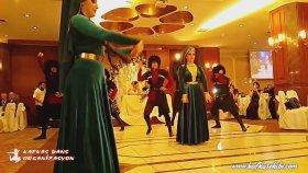 Kafkas Dans Akgün Hotel Gösterisi