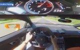 Otobanda Lamborgini Huracan İle 342 Km Hız Yapmak