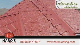 Metal Roofing Edmonton - Haro's Roofing