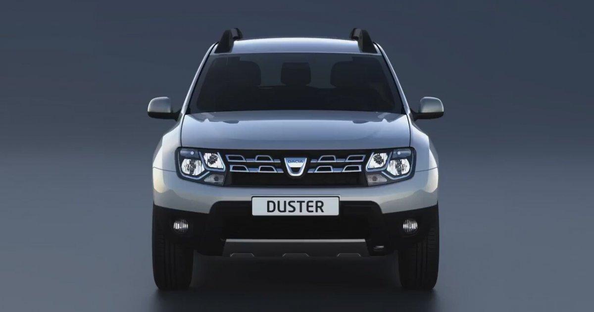 New dacia duster for Duster interni