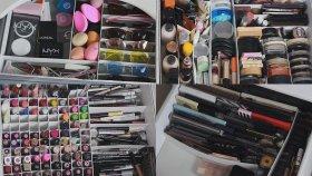30tl'ye Muhteşem Makyaj Organizeri Yapımı | Dıy