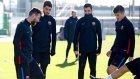 Barcelonalı futbolcular yeteneklerinin sınırını zorluyor