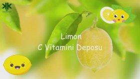 Limon C Vitamini Deposu (Çocuk Belgeseli)