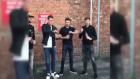 Steven Gerrard ve Arkadaşlarından Meydan Okuma