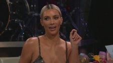 Kim Kardashian ve James Corden'in Doğruluk Cesaretlik Oyunu