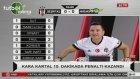 Quaresma'nın Kaçırdığı Penaltıda Bjk Tv!