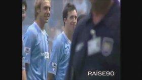 Rüştü Reçber vs Manchester City (Barcelona - 03/04 Sezonu)