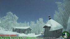 Finlandiya'ya Meteor Düştü