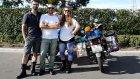 Motorla Dünya Turu Yapan Türk Çift: 34 Plaka Amerikada!