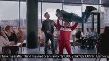Naim Süleymanoğlu'nun Ölmeden Önce Oynadığı Akbank Reklamı