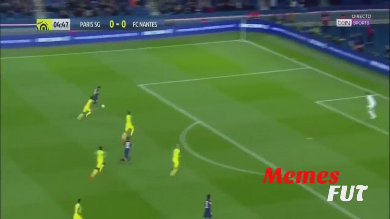 PSG 1-0 Nantes (MAÇ ÖZET)