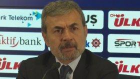 Aykut Kocaman Maç Sonu Açıklamaları (Fenerbahçe 4-1 Sivasspor)