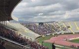 İzmir Derbisinde İzmir Marşının Karşılıklı Söylenmesi