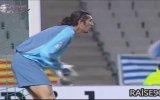Rüştü Reçber vs Rcd Espanyol Barcelona  03/04 Sezonu