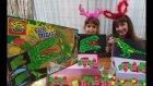 SES CREATİVE FUN MAİS KÖPÜK DİNOZOR DÜNYASI , EL BECERİSİ ŞEKİLLER, Eğlenceli Çocuk Videosu