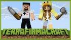 TARLA YAPTIK ve KÜÇÜK KEŞİF - TerraFirmaCraft  #5