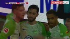 Wolfsburg Milli Futbolcu Yunus Mallı'nın Golleriyle Kazandı